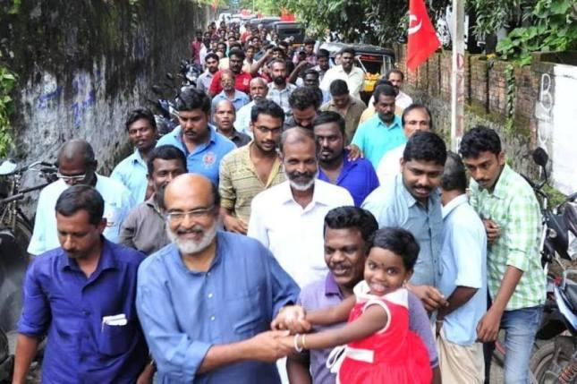 Kerala local body election