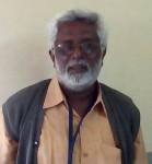 Karnataka Dalit Rights Committee - Convener Gopalakrishna Aralahalli
